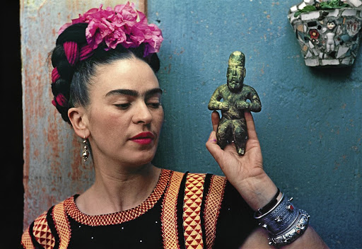 Frida Kahlo's inspirational work and style will be on show in the UK in 2018.