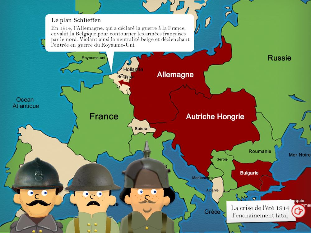 La Premiere Guerre Mondiale Android Apps Appagg