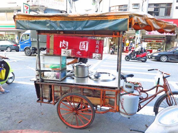 仁愛街20元肉圓-絕無僅有的銅板美食