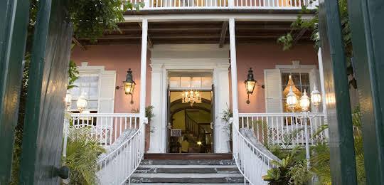 Graycliff Hotel - Restaurant