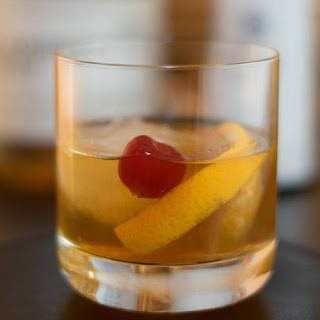 Classic Old Fashioned.