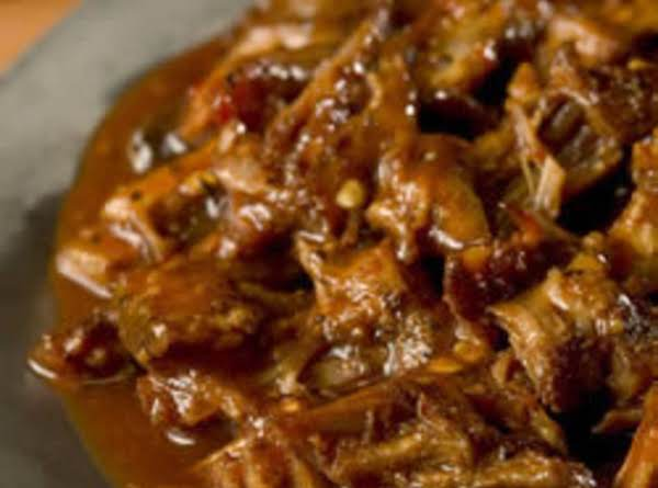 Carolina Pork  Barbeque (shredded) Recipe