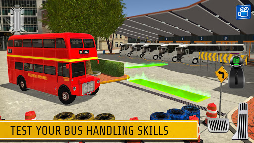 Bus Station: Learn to Drive! 1.3 screenshots 3
