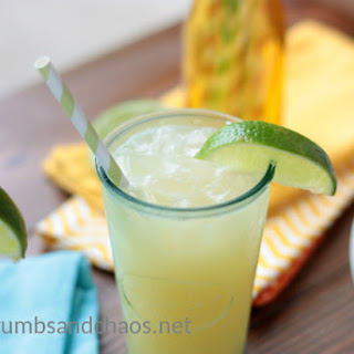 Pineapple Punch.