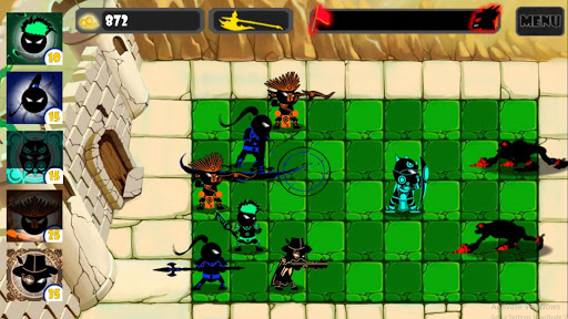 Stickman Legends : Stickman Vs Zombie 1.1 2