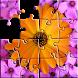 ジグソーパズル:自然・花 - Androidアプリ