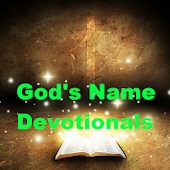 God's  Name Devotional - Daily