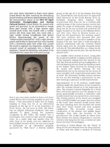 Tae Kwon Do Life Magazine screenshot 10