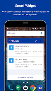 ALL-IN-ONE PACKAGE TRACKING- screenshot thumbnail