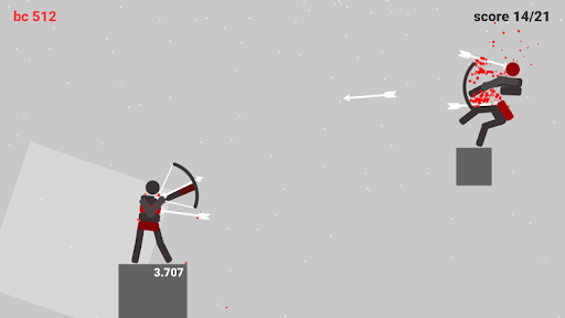 ud83cudfaf Stickman Archers: Bloody Rampage 1.01 Screenshots 3