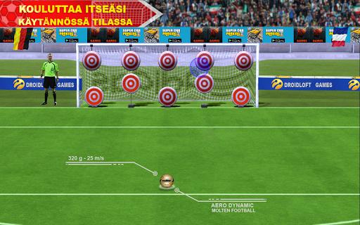 Code Triche Coupe du monde de football meilleur jeu de mod apk screenshots 2