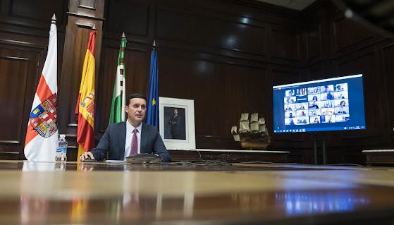 Javier A. García, en una imagen de archivo.