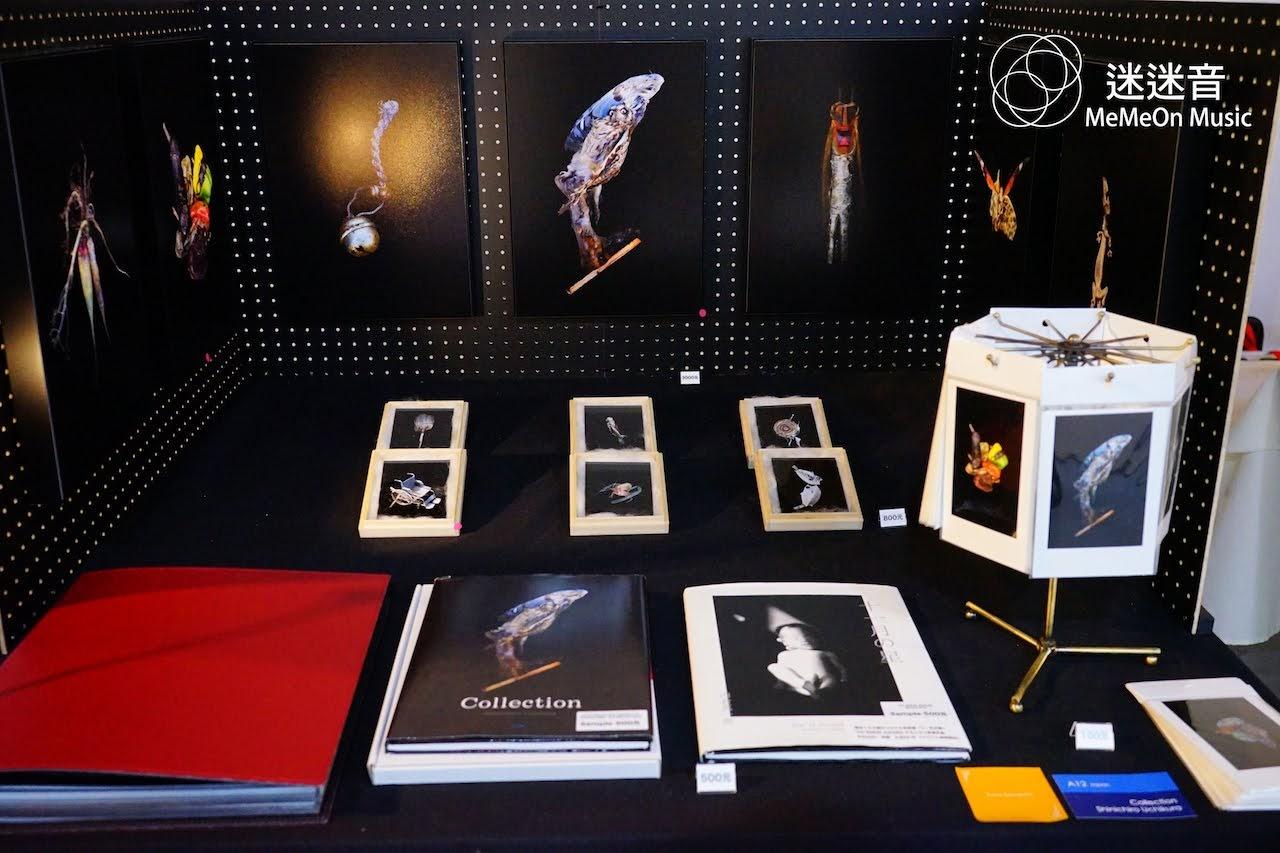 【迷迷現場】Wonder Foto Day – 內倉真一郎 以「Collection」系列奪Kana評審獎