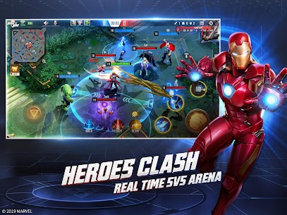 Marvel Super War MOD APK 3.4.0( Unlimited Money ) 10