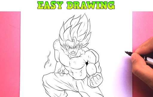 How To Draw Cartoon Anime 3.0 screenshots 11