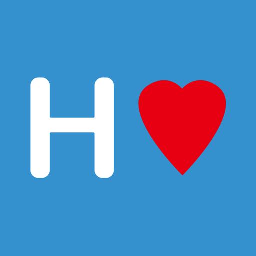 友達チャットトーク「ハート&HEART」 社交 App LOGO-APP試玩