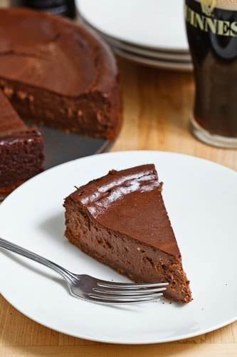 Guinness Chocolate Cheesecake Recipe