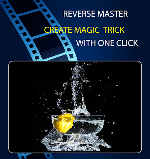 Reverse Video Master - Reverse video app & loop 1.0.19 screenshots 1
