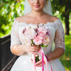 Wedding photographer Maksim Tolstykh (Si1leHT). Photo of 11.07.2016