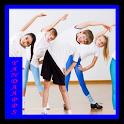 gymnastic movements icon