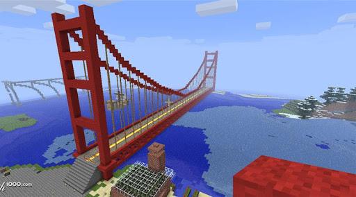 Modern Brigde Minecraft Ideas