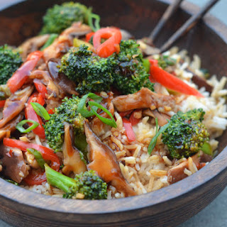 Chinese Vegetable Stir-Fry Recipe