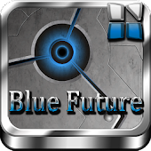BlueFuture Next Launcher Theme