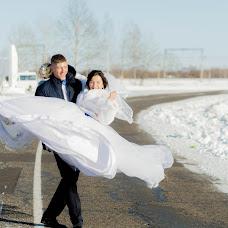 Wedding photographer Darya Zvyaginceva (NuDa). Photo of 18.12.2015