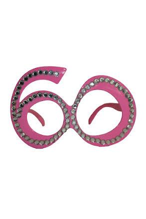 Glasögon 60, rosa