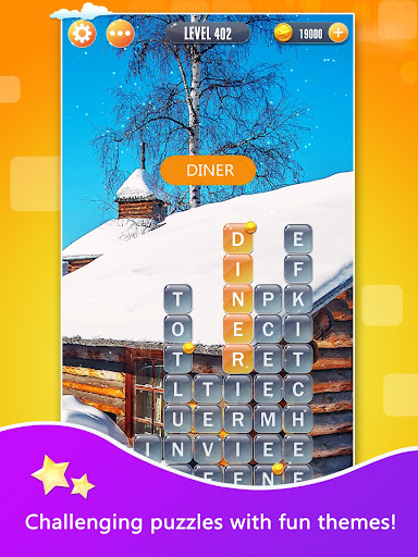 Word Town: Search, find & crush in crossword games  captures d'u00e9cran 14