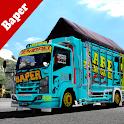 Truck Simulator Indonesia Offline icon