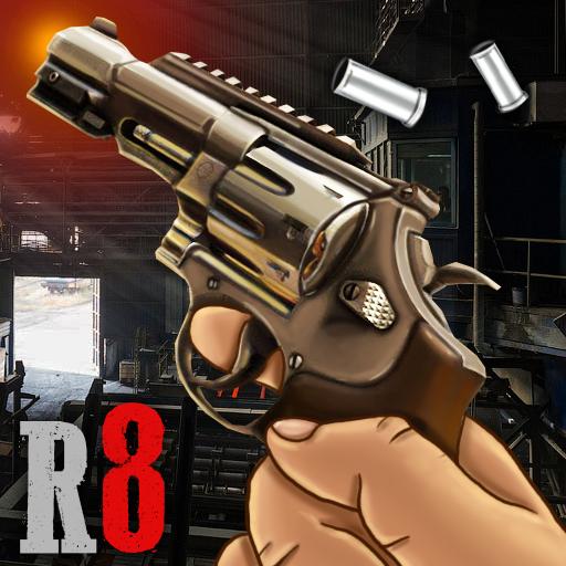 模拟器R8左轮手枪GO GO 模擬 App LOGO-APP試玩