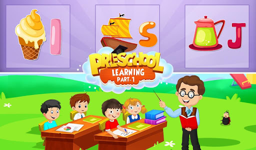 Preschool Learning Part 1 v1.0.0