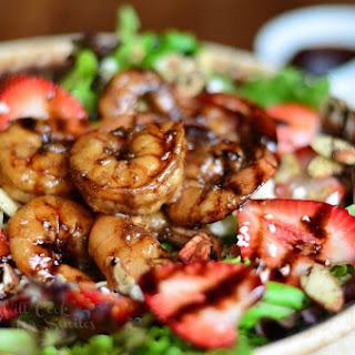 Balsamic Shrimp Salad.