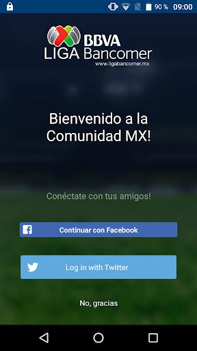 Liga Bancomer MX App Oficial screenshot