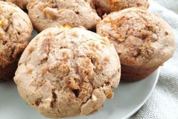 Apple Orange Spice Muffins Recipe