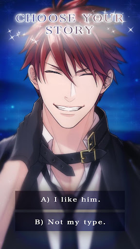 A Kiss from Death: Anime Otome Virtual Boyfriend  screenshots 4