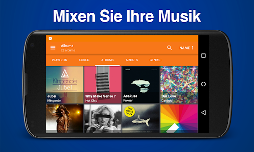 Cross DJ Pro – Miniaturansicht des Screenshots