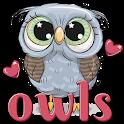 WAStickerApps - Owls icon