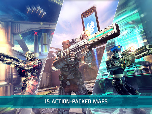 ud83dudc80 SHADOWGUN: DeadZone  screenshots 9