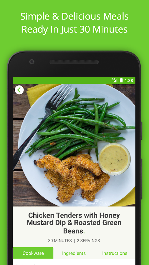 food planning mealime healthy meal plans android apps on google play