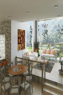 Diseño de casas modernas 2018 cocinas, baños, free - náhled