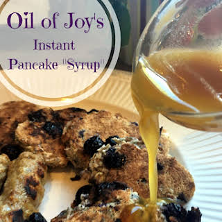 """Instant Pancake """"Syrup""""."""