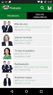 Onda Cero Radio - screenshot thumbnail