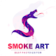 Download Vigmob - Smoke Photo Text 2018 For PC Windows and Mac