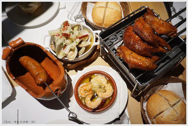 荳牛柴燒牛排餐廳。台中|西班牙料理