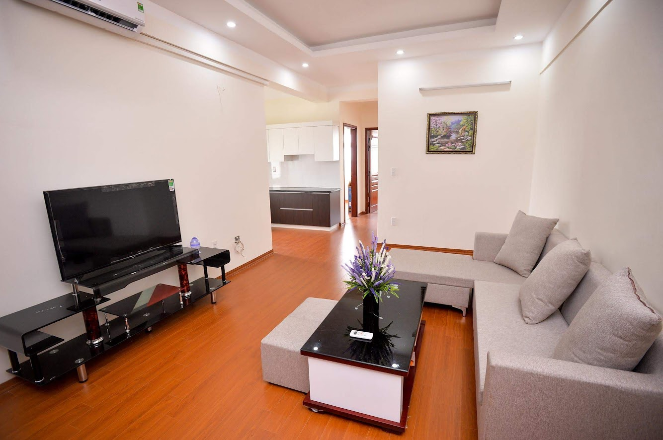 Thiết kế căn hộ hợp lý hiện đại đảm bảo tính thẩm mỹ