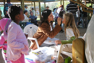 Photo: 2007 08 Face painting