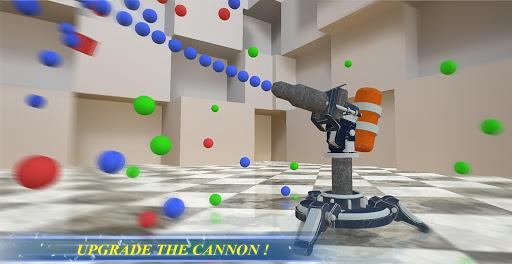 RGBalls u2013 Cannon Fire : Shooting ball game 3D android2mod screenshots 5