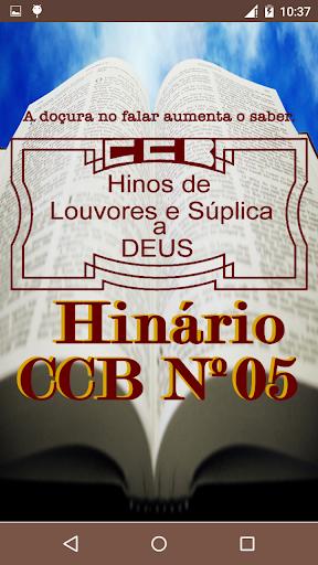 Hinário CCB Nº 05